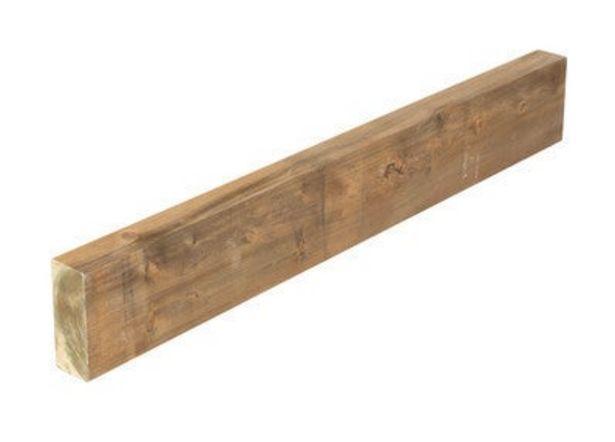 Bastaing traité autoclave 60 x 145 mm Long.4 m offre à 25,15€