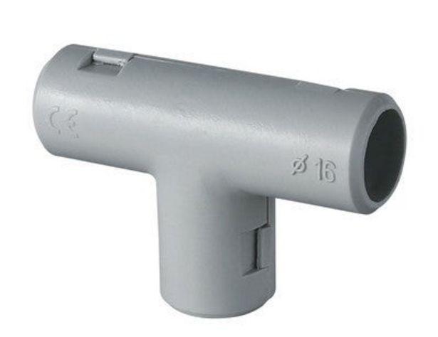 Sachet de 2 tés Diam.16 mm - DEBFLEX offre à 1,9€