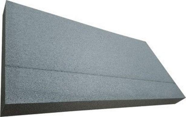 Lot de 6 panneaux pse TH32 R = 3,1 L.120 x l.60 cm Ep.10 cm - ISOLPRO offre à 72,6€