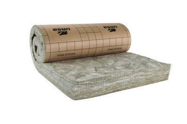 Rouleau laine de verre Kraft TH35 R = 5,7 L.320 x l.120 cm Ep.200 mm - URSA offre à 43,6€