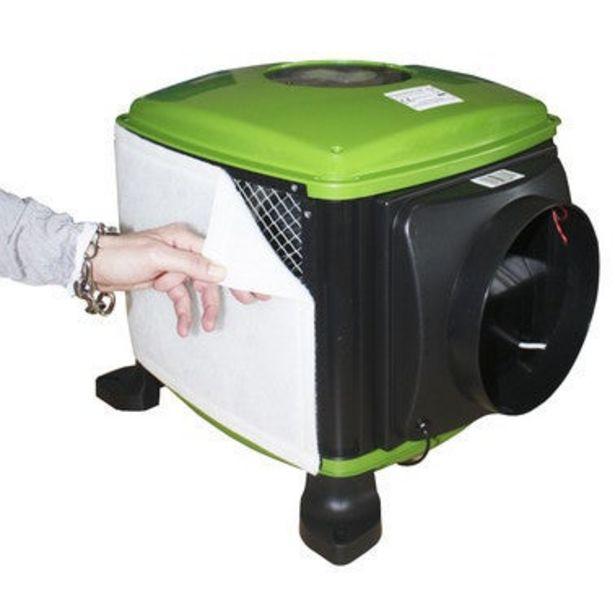 """Déshumidificateur spécial rénovation """"pulsive""""  - S&amp,P offre à 450€"""