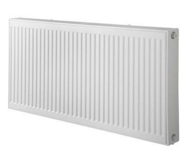 Radiateur acier DELONGHI 6 connexions double panneau L.120 x H.60 cm 2040 W Delonghi - RADEL offre à 115€