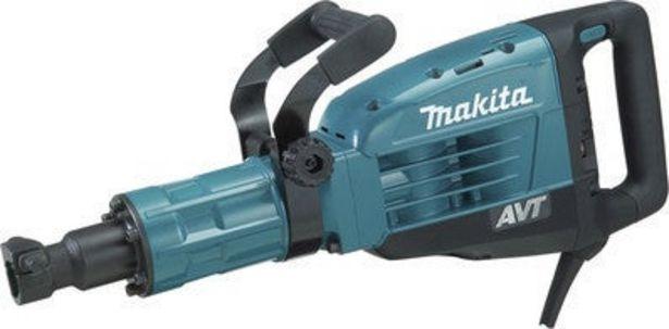 Marteau Piqueur Pic HEX30 en coffret pour travaux de démolition - HM1317C MAKITA offre à 999,95€