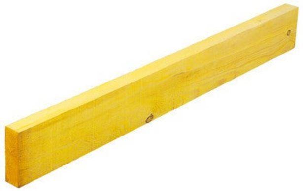 Bastaing sapin traité classe 2 63 x 175 mm Long.3 m offre à 13,7€