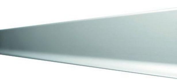 PLINTHE ALU ANODISE 2500 X60 MM offre à 13,5€