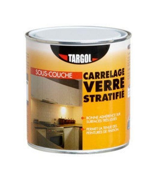 Sous-couche verre, carrelage et stratifié 0,5 L - TARGOL offre à 9,9€
