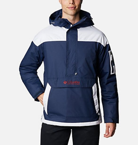 Veste demi-zip Challenger Homme offre à 104,99€