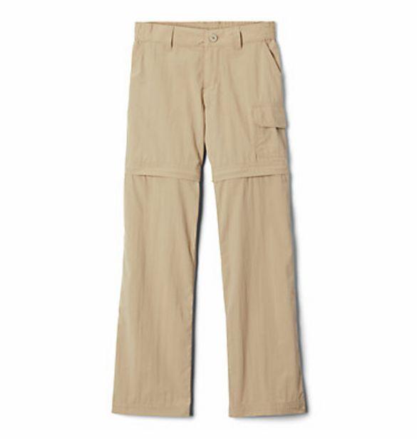 Pantalon Convertible Silver Ridge™ IV Fille offre à 22,49€