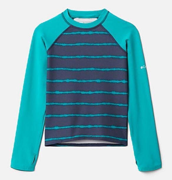 T-shirt de Compression Imprimé Sandy Shores™ Junior offre à 17,49€
