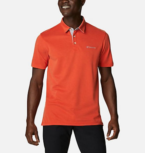 Polo Nelson Point™ Homme offre à 34,99€