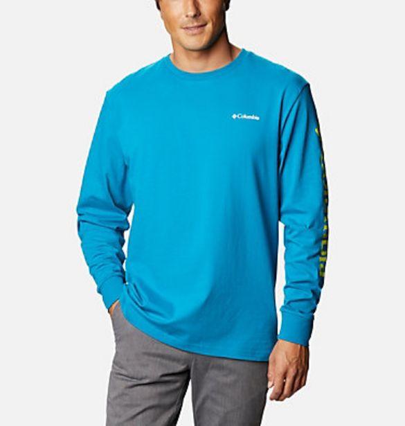 T-shirt Manches Longues North Cascades™ Homme offre à 20,99€