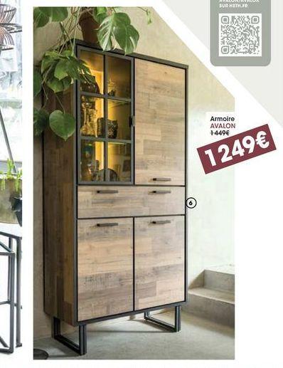 Armoires Avalon offre à 1249€