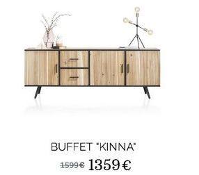 """Buffet """"Kinna"""" offre à 1359€"""