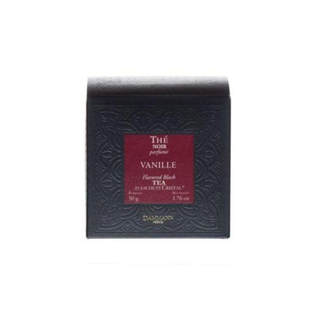Thé noir Vanille x25 offre à 10,5€