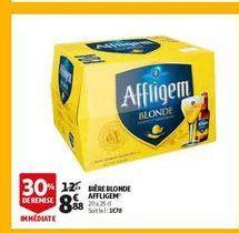 Bière blonde affligem offre à 8,88€