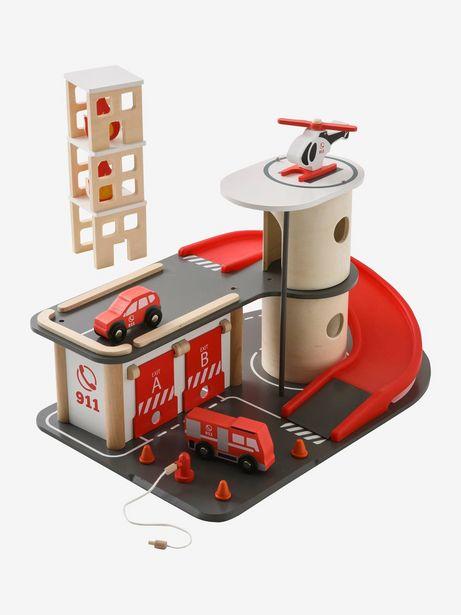 Caserne de pompier - rouge offre à 40,99€