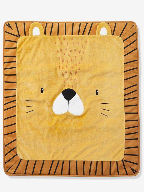 Tapis de sol LION - ocre offre à 20,99€