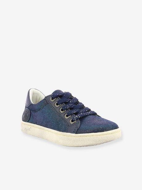 Baskets sneakers cuir fille Lykool KICKERS® - marie offre à 74,99€