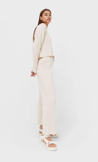 Jupe-culotte maille offre à 19,99€