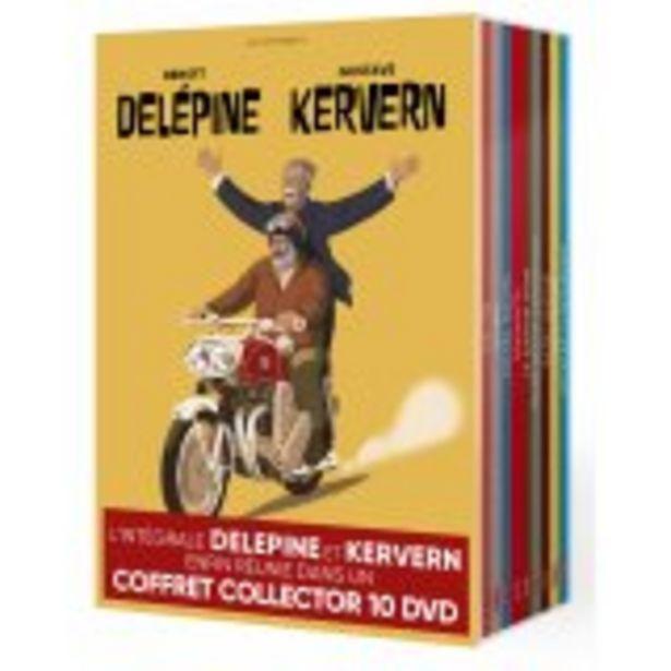 COFFRET KERVERN - DELEPINE - INTEGRALE 9 FILMS offre à 68,99€