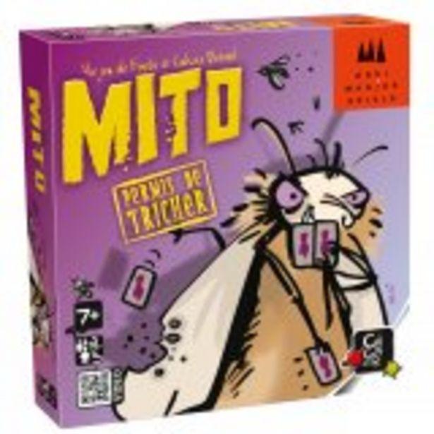 Mito - jeu de société offre à 11,99€