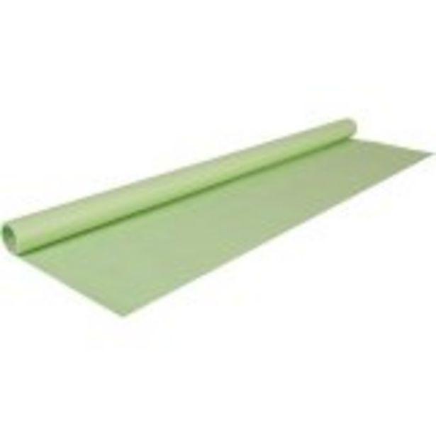 Kraft 3mx0,70 vert bourgeon papier kraft vert bourgeon 3mx0.7m offre à 1,99€