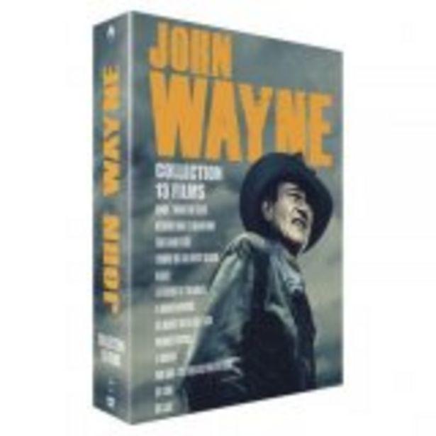 John Wayne - Coffret 13 films offre à 49,99€