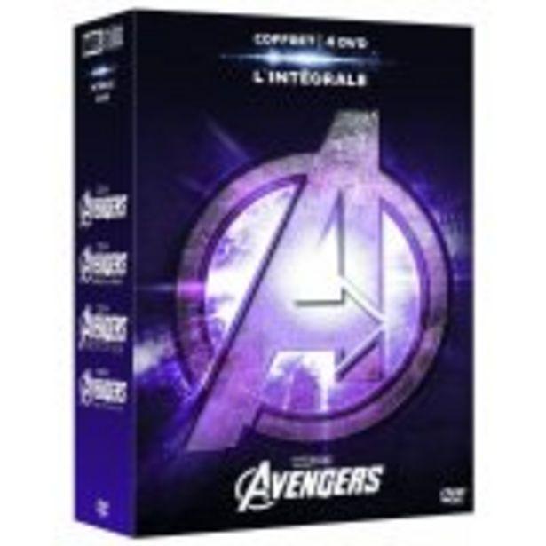 AVENGERS - INTEGRALE - 4 FILMS (2019) offre à 24,99€