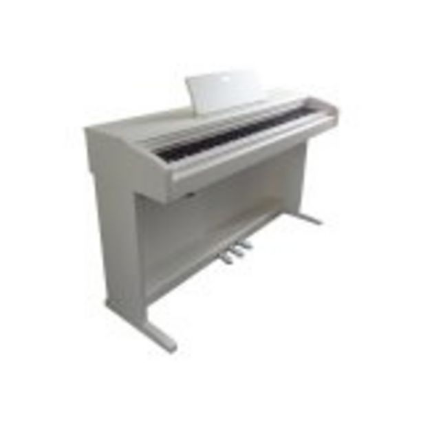 Shiver - DPS200WH Piano numérique Blanc offre à 699,99€