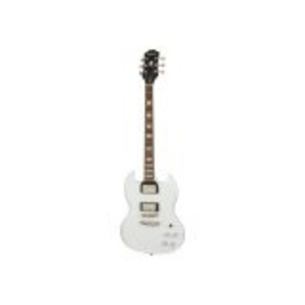 Epiphone - SG Muse pearl white metallic - Guitare électrique offre à 429,99€