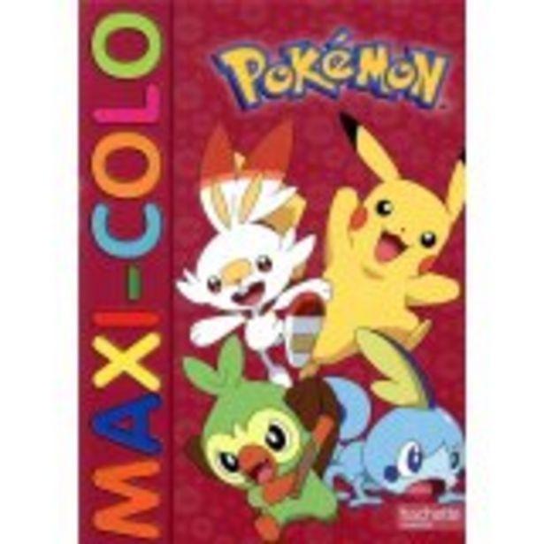 Pokémon - Maxi colo - pokemon offre à 3,5€