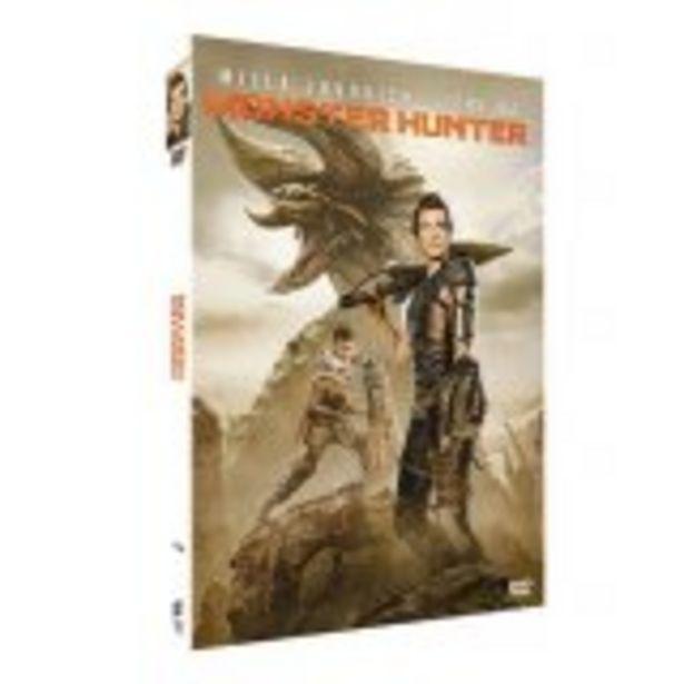 Monster Hunter offre à 14,99€