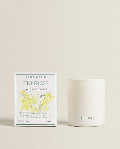 (200G) Bougie Parfumée Tuberose offre à 15,99€