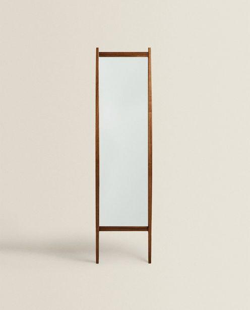 Miroir Sur Pied Rectangulaire offre à 139€