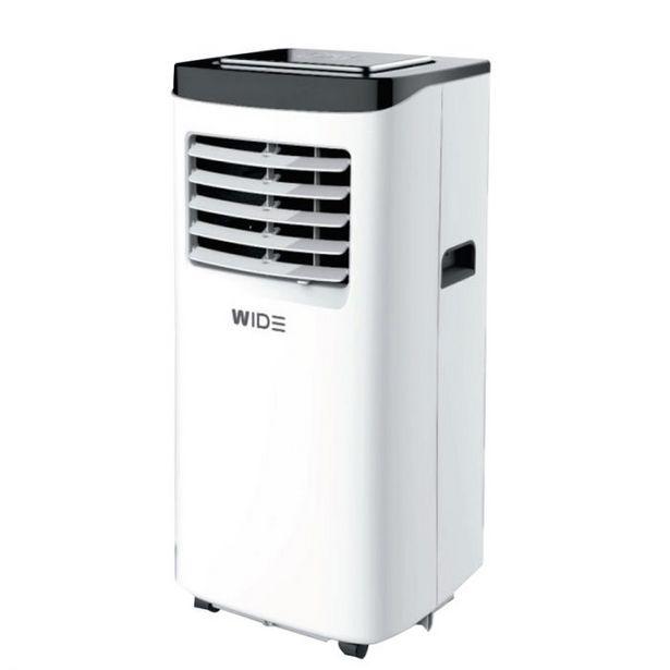 Climatiseur 7000 BTU WDPC07MARR290 offre à 199,95€