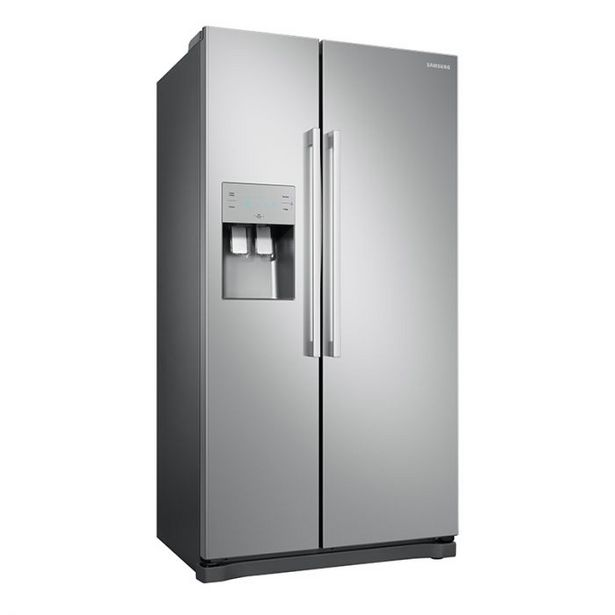 Réfrigérateur américain SAMSUNG   RS50N3503SA offre à 869,95€