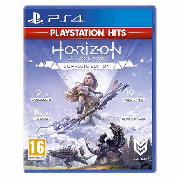 Jeu vidéo SONY Horizon Zero Dawn HITS PS4 offre à 17,95€