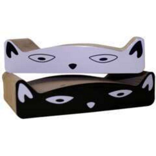 Griffoir tête de chat papillon offre à 6,95€