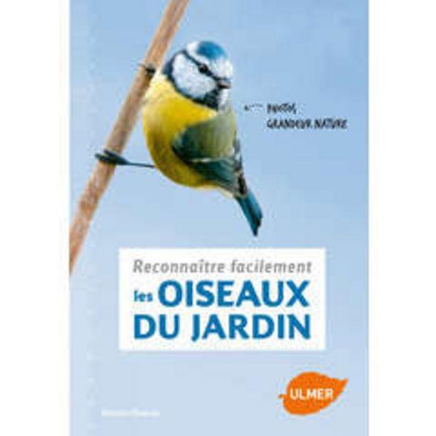 Ulmer - Reconnaître les oiseaux du jardin offre à 9,9€
