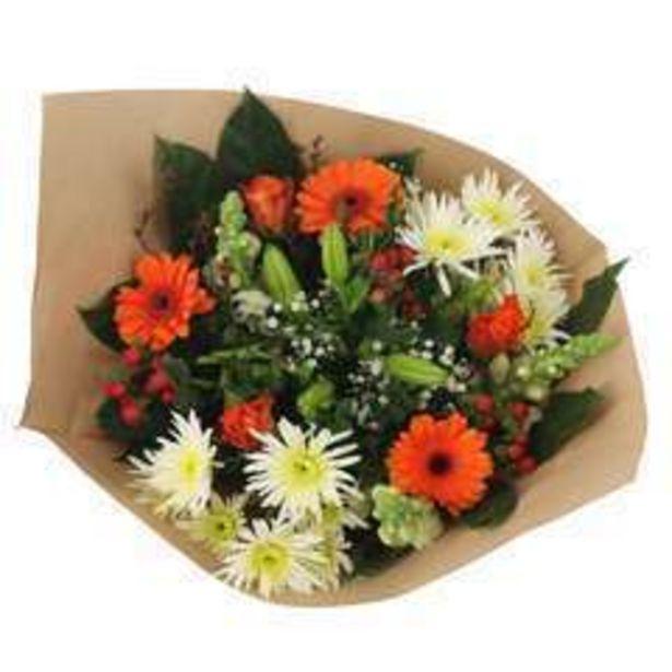 Bouquet de Fleurs ''Florelite Orange'' offre à 31,99€