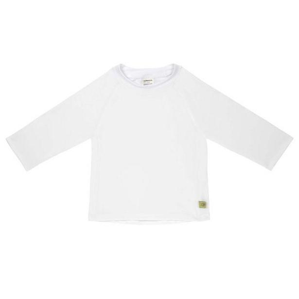 T-shirt manches longues protection UVBlanc offre à 19€