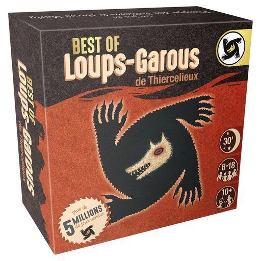 LOUPS-GAROUS BEST OF offre à 15,8€