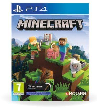 JEU MINECRAFT SUR PS4  offre à 29,99€