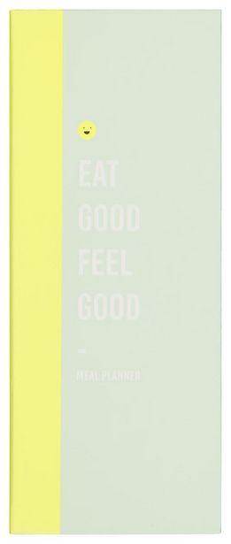 Planificateur de menus eat good feel good offre à 4€
