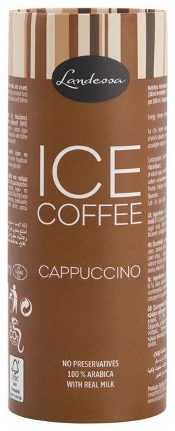Café glacé cappucino 230ml offre à 1,5€