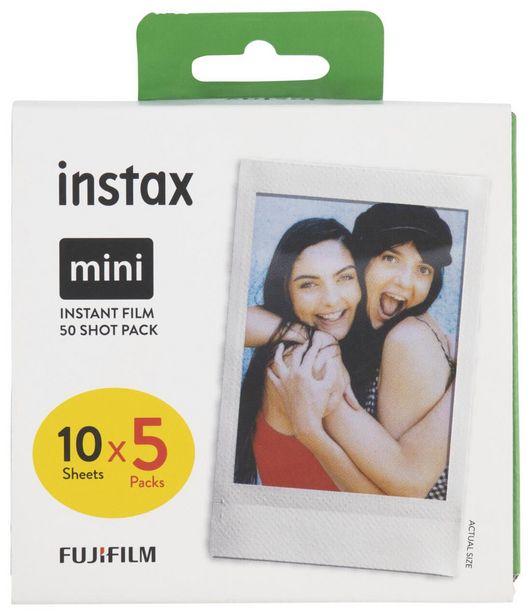 50 films Fujifilm Instax offre à 40€