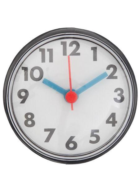 Horloge de salle de bains offre à 3€