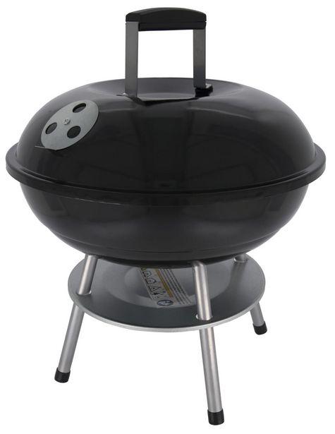 Barbecue sphérique Ø36x46 offre à 40€