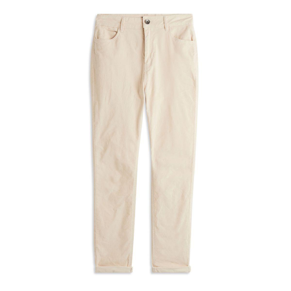 Pantalon femmes in extenso offre à 12,99€