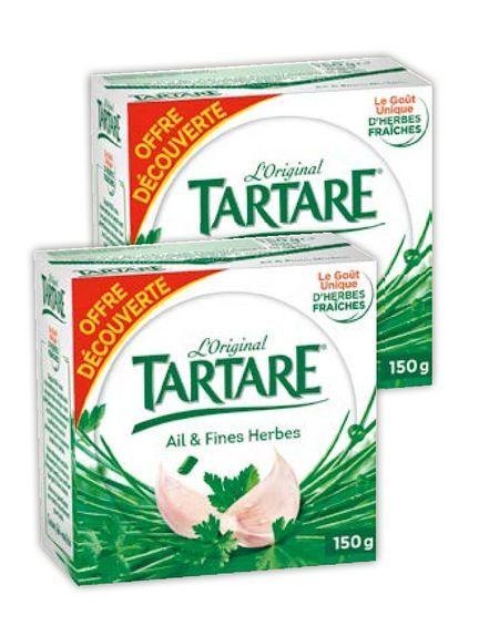 Tartare offre à 2,3€